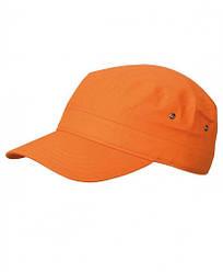 Кепка военная Милитари оранжевая 095-44