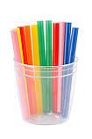 Комплект кольорових клейових стрижнів 7.4 мм*100мм, 12шт INTERTOOL RT-1031, фото 5