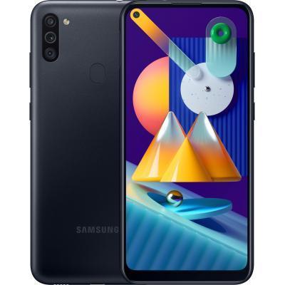 Мобильный телефон Samsung SM-M115F (Galaxy M11 3/32Gb) Black (SM-M115FZKNSEK)