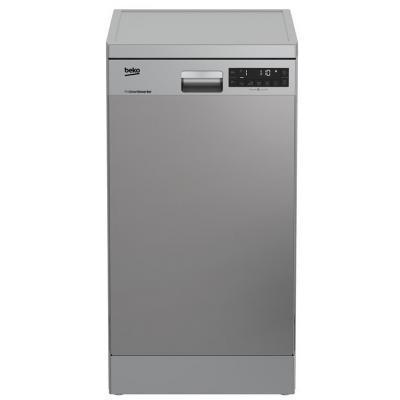 Отдельно стоящая посудомоечная машина Beko DFS28123X - 45 см./11 компл./8 програм/А++/нерж. сталь