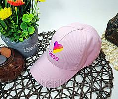 Детская кепка лайк, Likee (розовая)