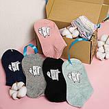 Женские носки с лисичками Aura via, фото 2