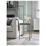 IKEA GLADOM Журнальный столик, темно-зеленый, 45x53 см (103.306.70), фото 7