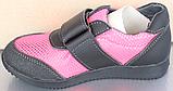 Кроссовки детские из натуральной кожи от производителя модель СЛ11-2, фото 2