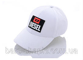 Кепка Diesel  (белая)