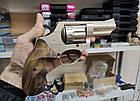 "Револьвер под патрон Флобера Zbroia PROFI 3"" сатин (бук), фото 3"
