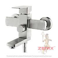 Смеситель для ванны с душем ZERIX LR73233