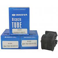 Вело Камера INNOVA 24 х 1.75 / 2.125 Камера 24. Велокамера 24. Велокамера 24 дюйма. Камера вело инова
