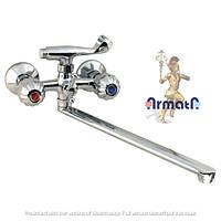 Смеситель для ванны с душем ARMATA 143 шар