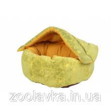 М'який лежак для котів і собак Collar Мушля №1 41*46*33