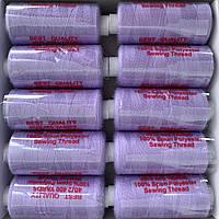 Нитки швейні 40/2 (400Y) сирень