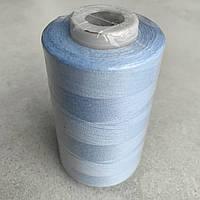 Нитки швейні 40/2 (4000Y) колір БЛАКИТНИЙ, фото 1