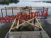 Широколопастные винтовые сваи (палі) диаметром 76 мм., длиною 2.5 метра, фото 3