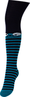 Колготи дитячі Twinsocks 311 р-18/110-116 т,сині+бірюза очі