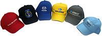 Печать на кепках, кепки с логотипом