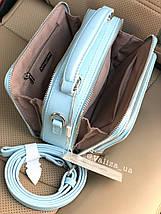Женская сумка кросс-боди David Jones 3966  на 2 отделения  / жіноча сумка, фото 3