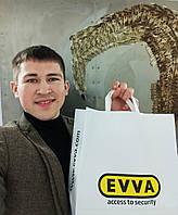 ЗАВОД EVVA. Замок.укр вошел в тройку лидеров по продаже продукции EVVA в Украине 2019