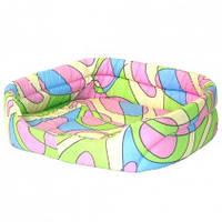 Лежак для собак COLLAR (Лежанка овальная) 1 41*30*12