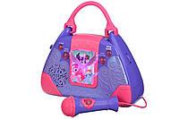 EKids Disney My Little Pony, караоке, Lights flash, mini-jack