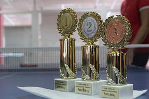 Первый турнир по настольному тенису | Фотографий -