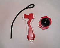 Пусковое устройство BEYBLADE (Бейблейд) для волчка - ручка, запуск, хомут
