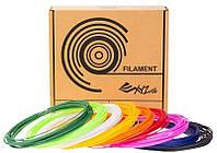 Набор нити 1.75мм PCL XYZprinting для ручки 3D Cool, 9 цветов(8MX9) 346г