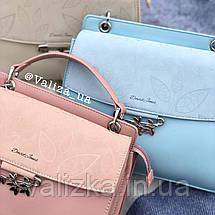 Женская сумка David Jones голубая, фото 2