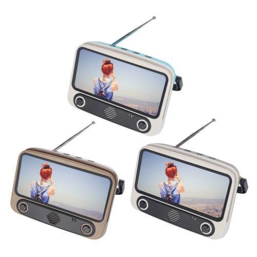 Мини Портативный ретро BT Bluetooth динамик