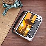 Мини Портативный ретро BT Bluetooth динамик, фото 3