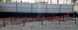 Винтовая однолопастная свая (паля) диаметром 76 мм., длиною 5.5 метров, фото 2