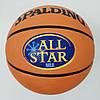 М'яч баскетбольний Spalding 73-294 NBA ALL-STAR, фото 9