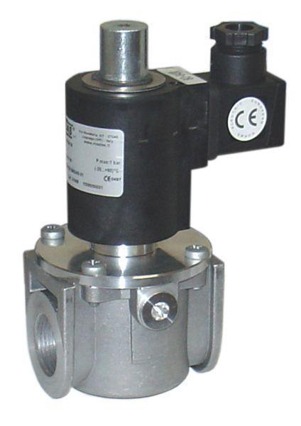Электромагнитный клапан EVAP-3/NA, DN15, P=3 bar (MADAS)