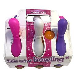 Набір для боулінгу для маленьких принцес