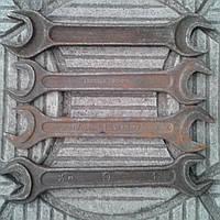 Ключ рожковый гаечный 22х24мм, фото 1
