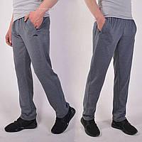 Размеры 46/48/50/52/54/56. Мужские спортивные штаны ST-BRAND / Трикотаж двунитка - джинсовые