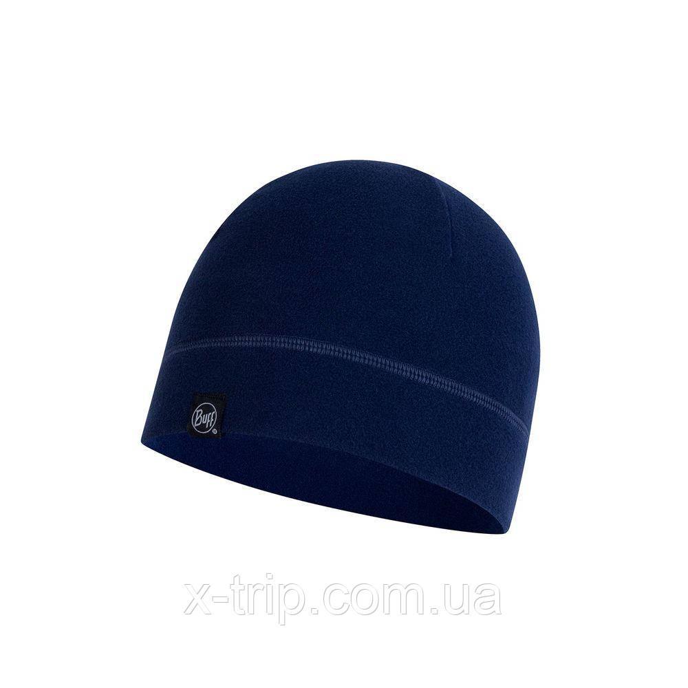 Шапка Buff Polar Hat Solid Night Blue