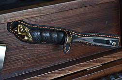 """Эксклюзивный набор аксессуаров для шашлыка """"The Black Pearl"""", в футляре из дерева с гравировкой, фото 3"""