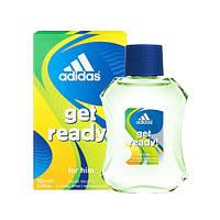 Туалетная вода для мужчин Adidas Get Ready 100ml