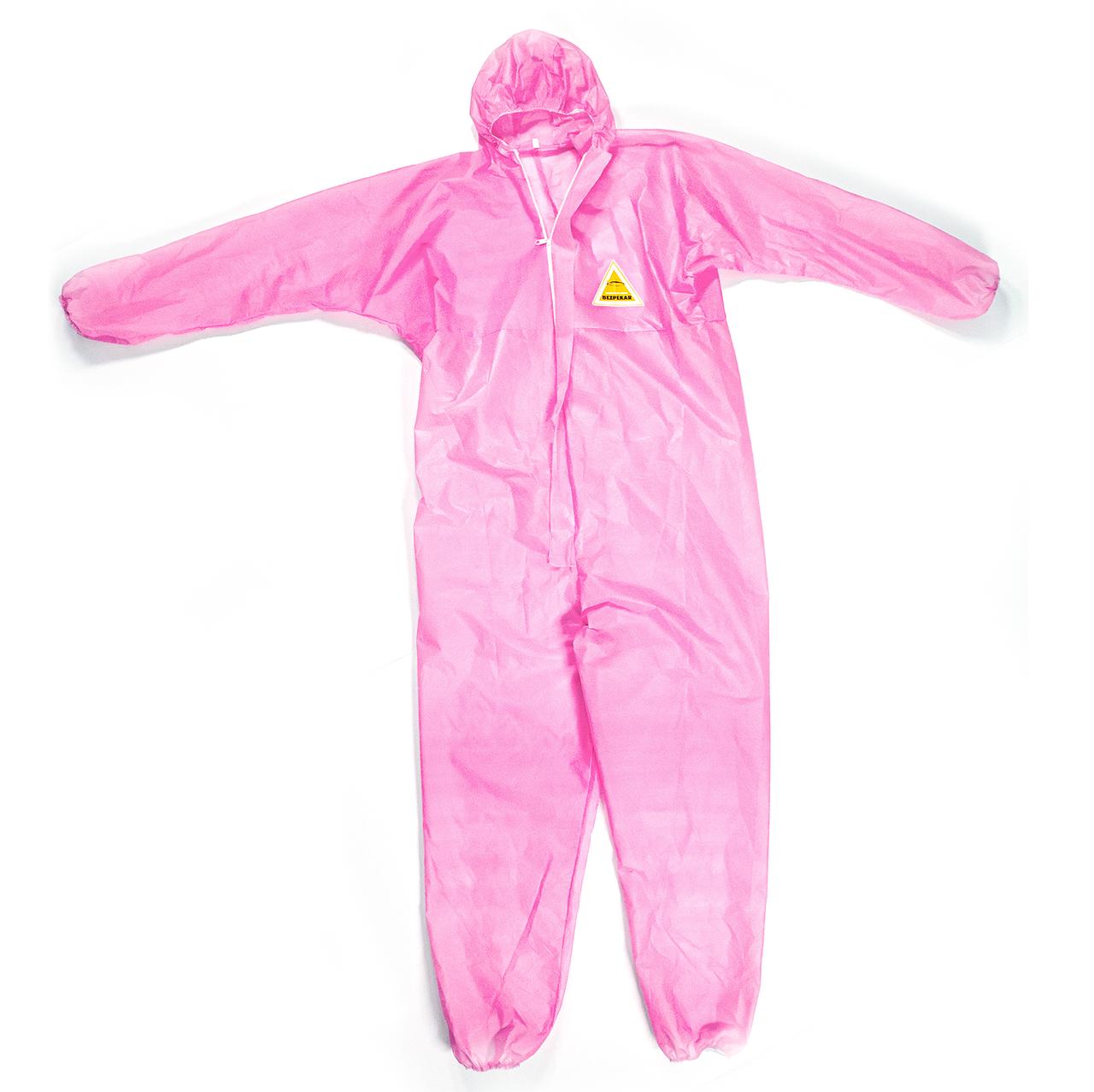 Защитный комбинезон Bezpekar L/XL Розовый (979)