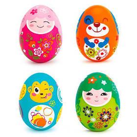 Погремушка Hola Toys Яйца в ассорт. (3102C)
