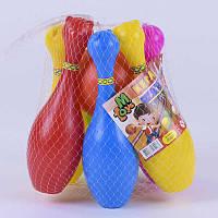 Кегли M-Toys с одним шаром SKL11-180153