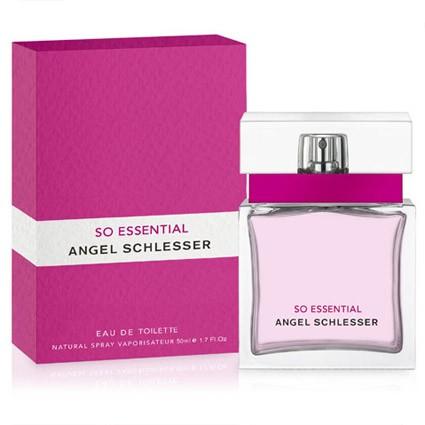 Angel Schlesser So Essential туалетная вода 100 ml. (Ангел Шлессер Со Эссеншиал) - Интернет-магазин элитной парфюмерии VIP-Parfum в Киеве