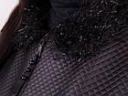 Нота. Легкая куртка больших размеров. Черный., фото 8