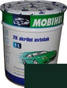 307 Зелений сад автоемаль акрилова Mobihel, 0,75 л. цеа без затверджувача
