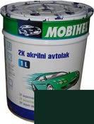 307 Зелёный сад автоэмаль акриловая Mobihel, 0,75 л. цеа без отвердителя (с отвердителем +140 грн.)