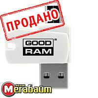 Card reader OTG GOODRAM MicroSD - USB + MicroUSB (AO20-MW01R11)