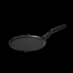 Сковорода блинная антипригарная Talko 22 см темный гранит