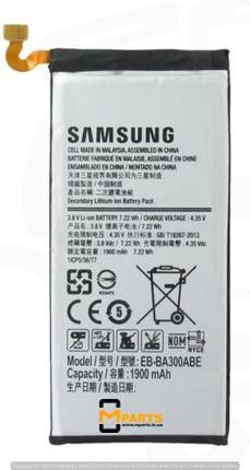 АКБ для Samsung A300H Galaxy A3 (EB-BA300AB), фото 2