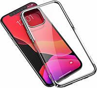 Чехол для iPhone 11 Pro Baseus Shining case серебристый