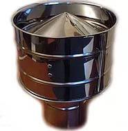Дефлектор искрогаситель из нержавеющей стали